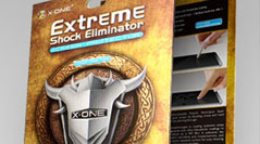 Extreme shock eliminator